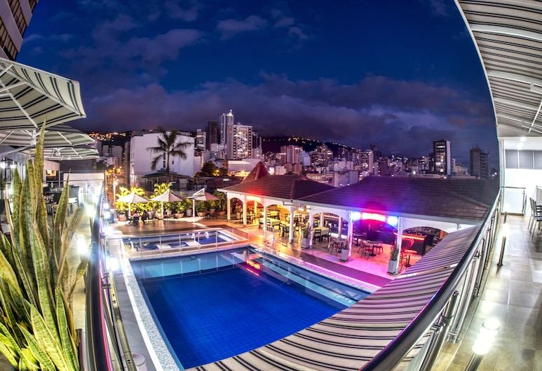 Hotel Chicamocha, Bucaramanga, Venkovní bazén