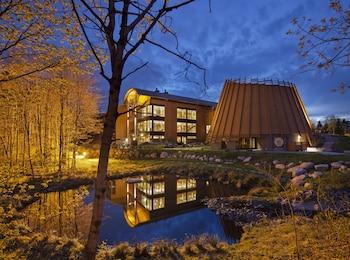 Image de Hôtel-Musée Premières Nations Québec