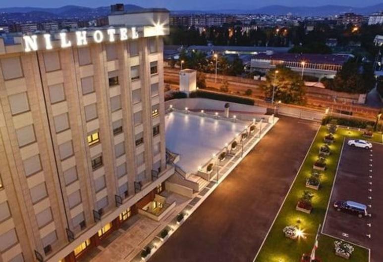 Nilhotel, Florence, Façade de l'hôtel - Soir/Nuit