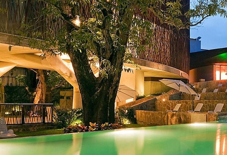 Holiday Inn Tuxpan, Veracruz, Τουξπάν, Αίθριο/βεράντα
