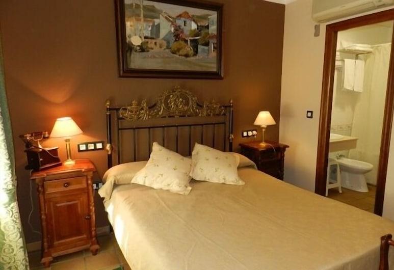 德托羅斯廣場酒店, 隆達, 雙人房, 客房