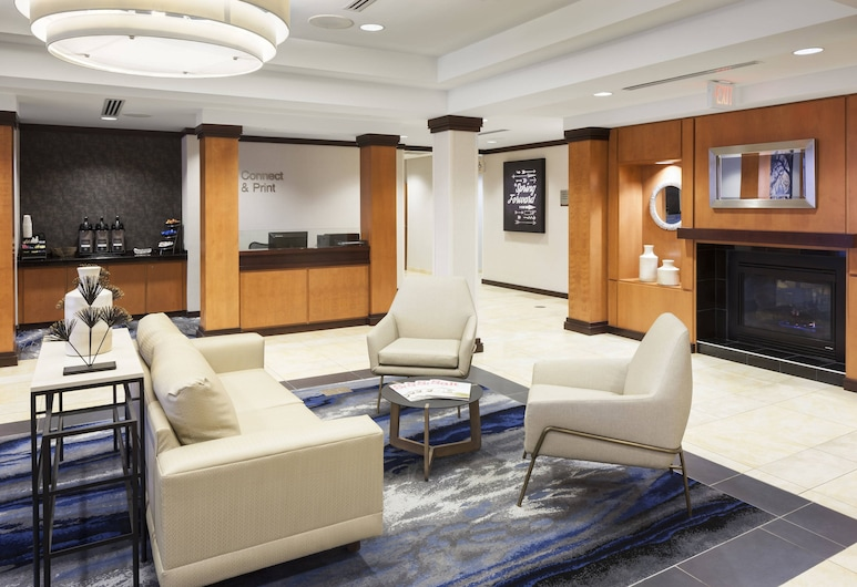 Fairfield Inn & Suites by Marriott Wilmington, Wilmington, Vstupní hala