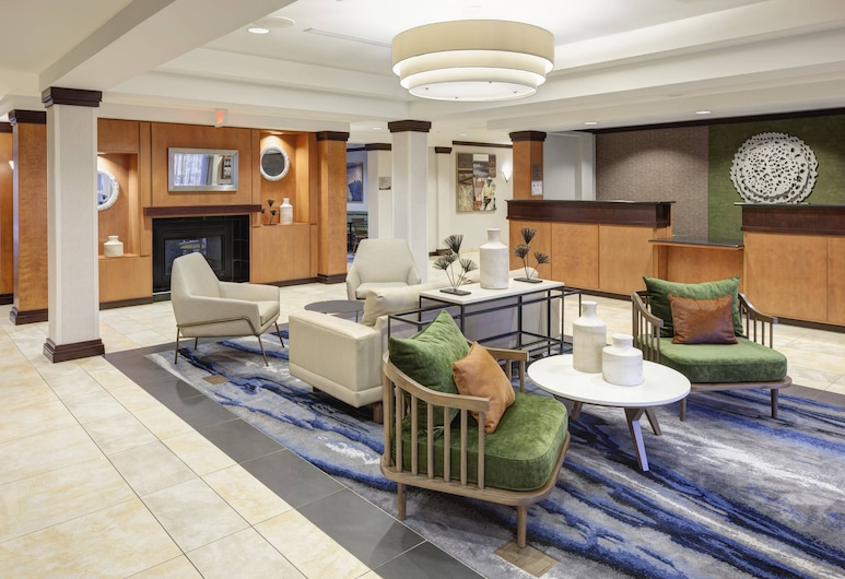 Fairfield Inn & Suites by Marriott Wilmington, Wilmington, Lobby