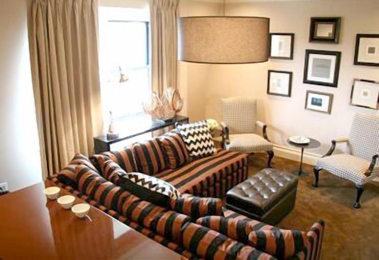 The Inn At St Botolph, Boston, Obývací pokoj