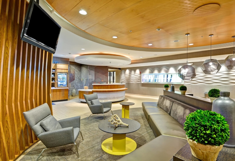 SpringHill Suites by Marriott Cincinnati Airport South, Florence, Lobby
