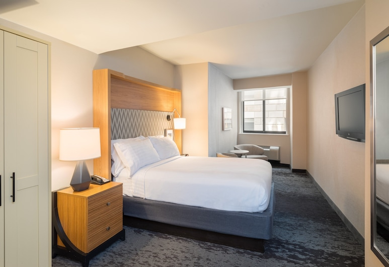 Holiday Inn New York City - Wall Street, New York, Standard Room, Guest Room