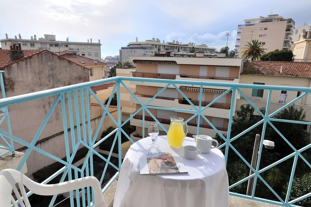 Economy Studio, Balcony - Balcony