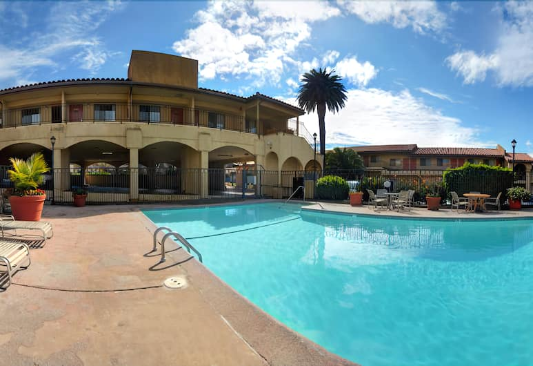 Sands Inn & Suites, San Luis Obispo, Outdoor Pool