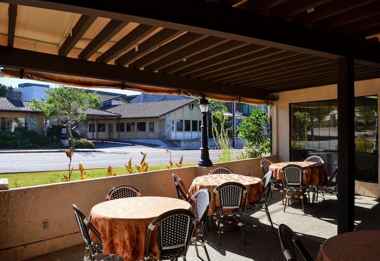 Sands Inn & Suites, סן לואיס אוביספו, מרפסת/פטיו