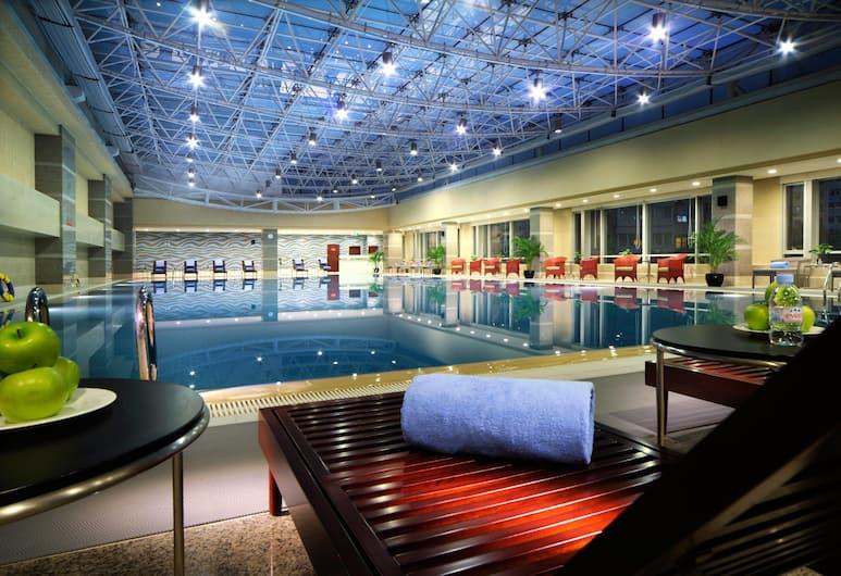北京中關村皇冠假日酒店, 北京市, 泳池