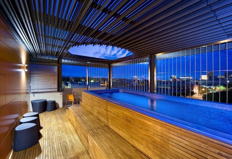 The Soho Hotel, an Ascend Hotel Collection Member, Adelaide, Unutarnji bazen