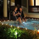 Villa de luna de miel, 1 habitación, vista al jardín - Alberca
