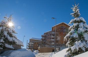 Introduce las fechas para ver los descuentos de hoteles en Orcières