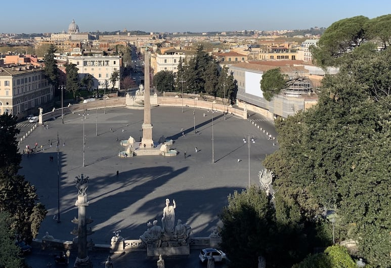 Relais Piazza del Popolo - Luxury Rooms and Suites, Rome, Exterior