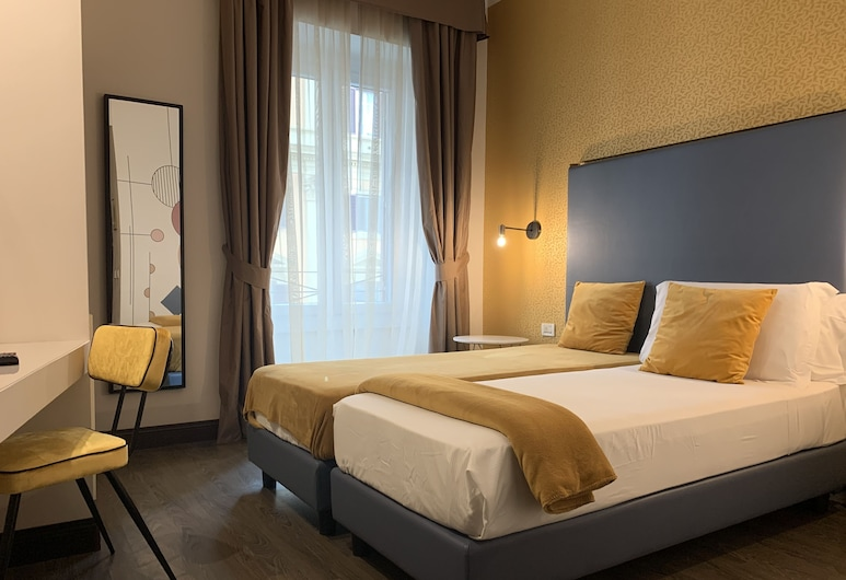 Relais Piazza del Popolo - Luxury Rooms and Suites, Rome, Double Room Single Use, Guest Room