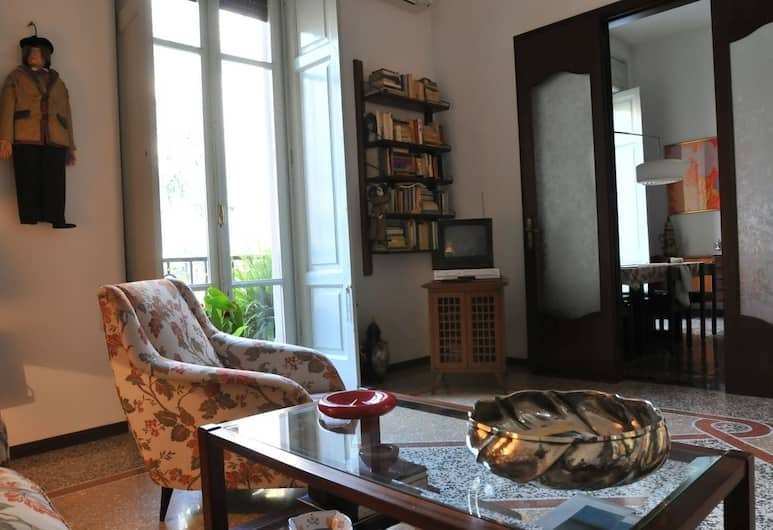 La Concordia Bed and Breakfast, Napoli, Oppholdsområde