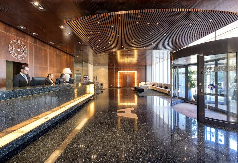 Hotel Maydrit Airport, Madrid, Lobby