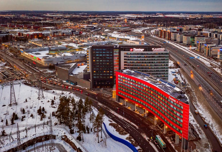 Break Sokos Hotel Flamingo, Vantaa