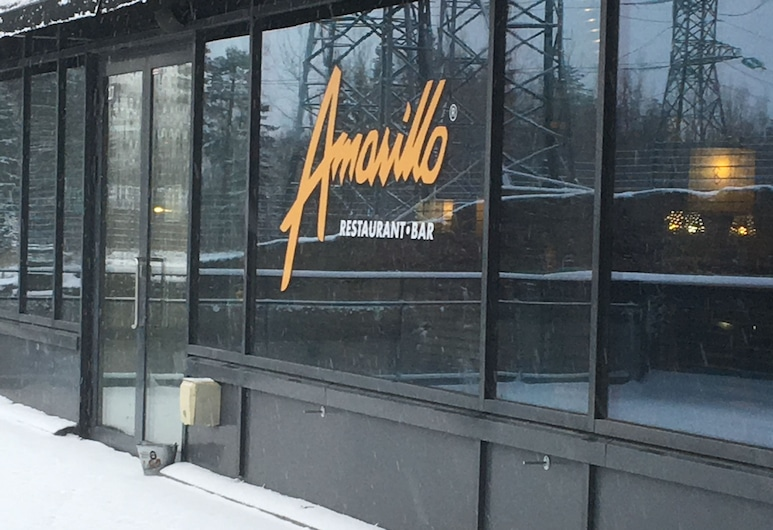 Break Sokos Hotel Flamingo, Vantaa, Terraza o patio