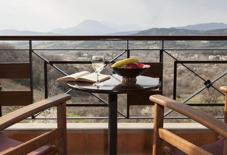 德拉斯精品酒店, 卡蘭帕卡, 三人房, 山景, 露台