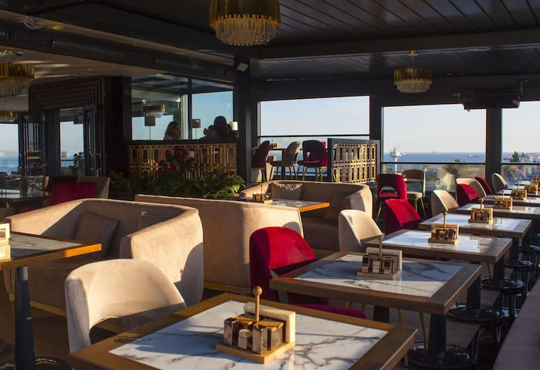 The Byzantium Hotel & Suites - Special Class, Istanbul, Terrace/Patio