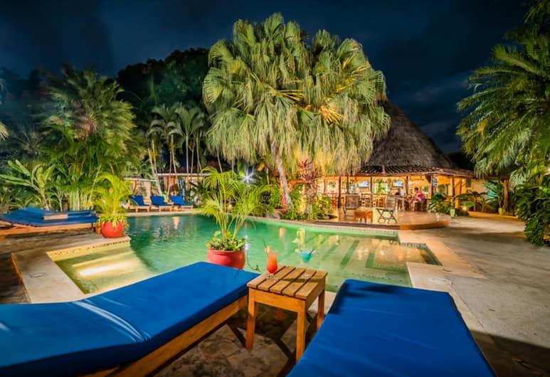 Hotel Pasatiempo, Tamarindo, Uima-allas