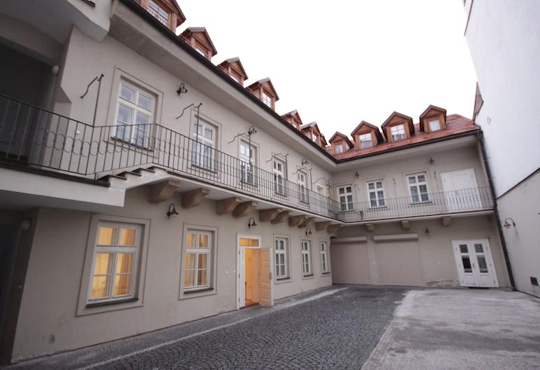 Prague Central Residence, Praga, Área da acomodação