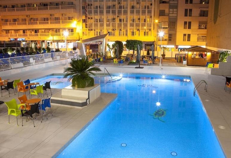 Port Vista Oro Hotel, Benidorm, Outdoor Pool