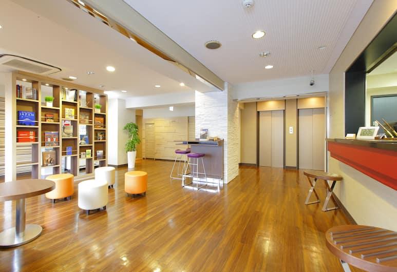 HOTEL MYSTAYS 淺草, 東京, 櫃台