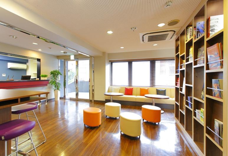Hotel MyStays Asakusa, Tokyo, Reception