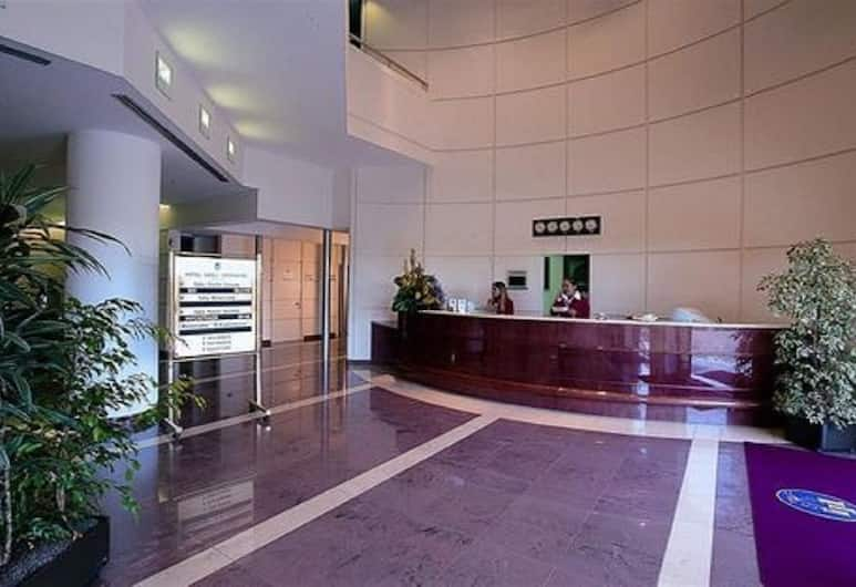 Hotel Degli Imperatori, Rom, Meja Sambut Tetamu