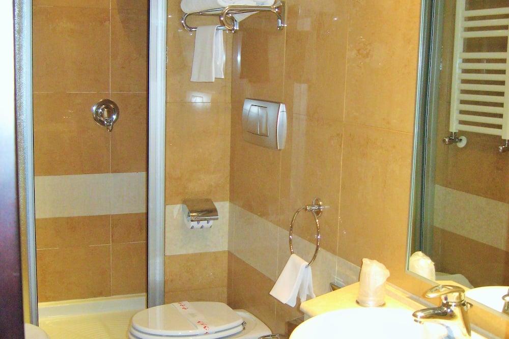 Standardní pokoj s dvojlůžkem pro 1 osobu - Koupelna