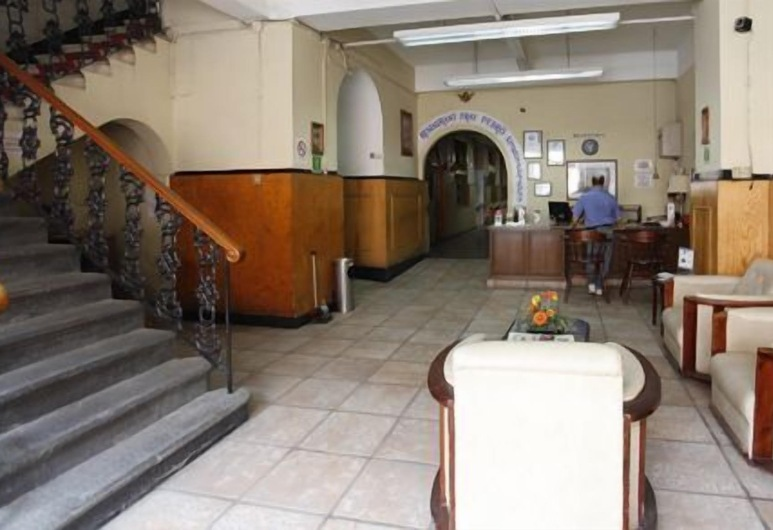 Hotel Imperial, Puebla, Lobby