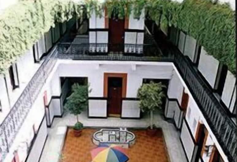 Hotel Imperial, Puebla, Hotel Interior