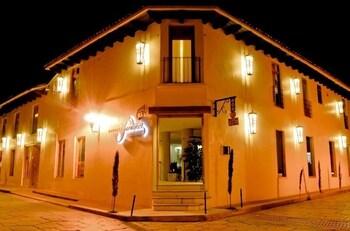 在圣克里斯多堡德拉斯卡萨斯的老街区酒店照片