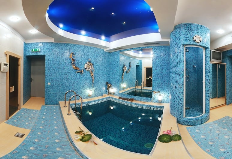 Gintama Hotel, Kiev, Spa