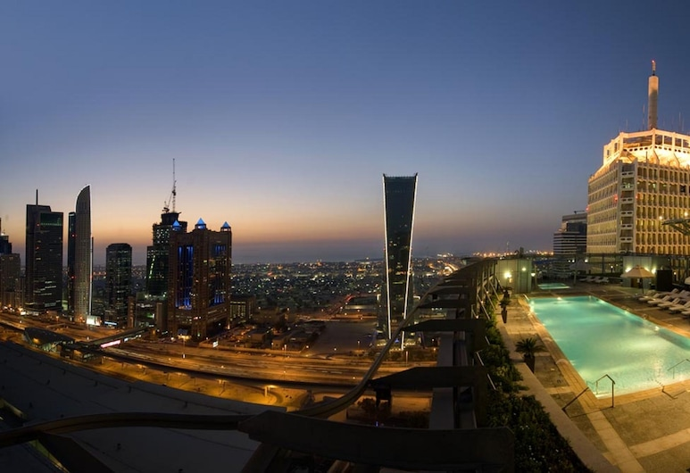 Jumeirah Living - World Trade Centre Residence, Dubai, Rooftop Pool