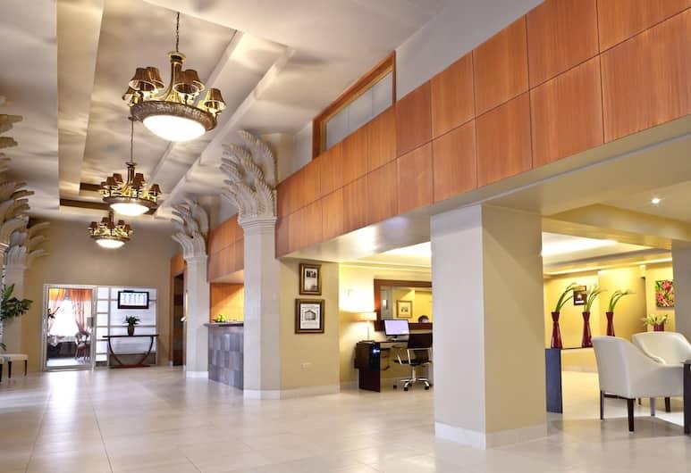 호텔 팰리스 과야킬, 과야킬, 로비 좌석 공간
