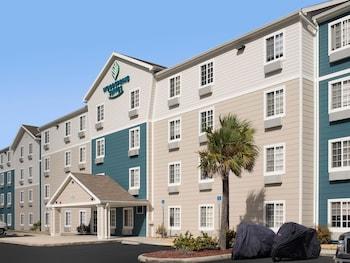 Fotografia do WoodSpring Suites Fort Myers Southeast em Fort Myers