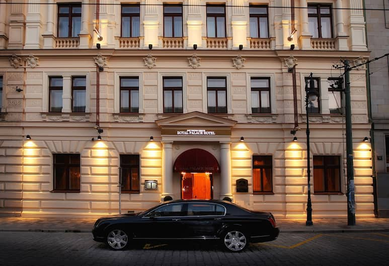 Luxury Family Hotel Royal Palace, Praga