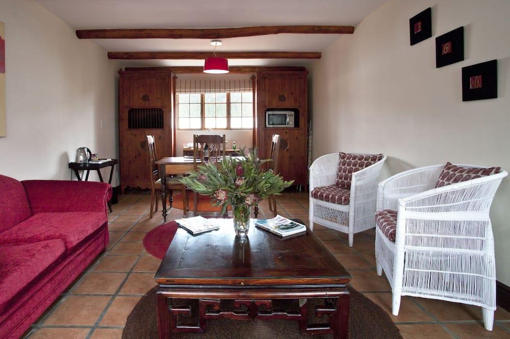 Cottage, 2 slaapkamers, uitzicht op bergen, Bijgebouw - Woonruimte