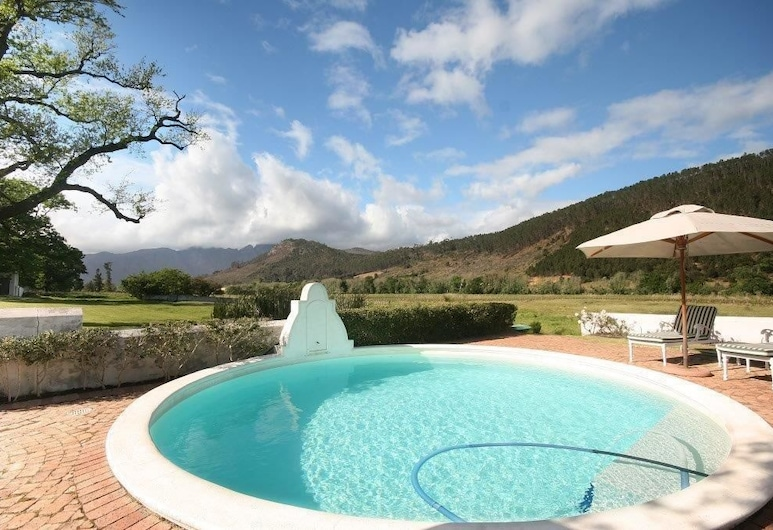 Basse Provence Guest House, Franschhoek, Outdoor Pool