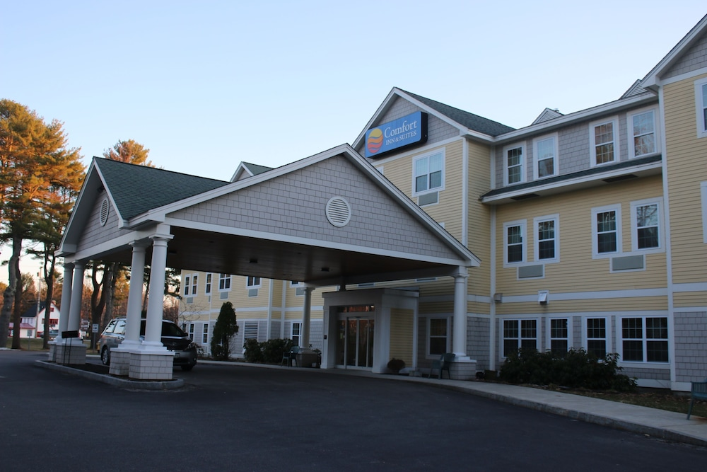Comfort Inn & Suites Scarborough-Portland, Scarborough