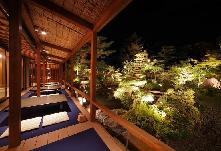 Kyoto Nanzenji Ryokan Yachiyo, Kyoto, Restaurant