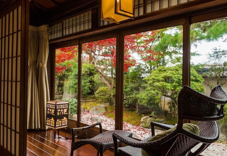 京都南禪寺八千代日式旅館, Kyoto, 經典套房, 私人浴室, 地面層, 客房