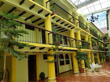 San Cristobal de las Casas — zdjęcie hotelu Hotel Jardines del Carmen