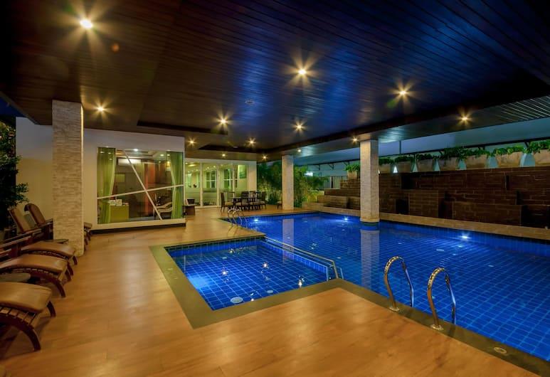 諾拉查汶酒店, Koh Samui, 室內泳池