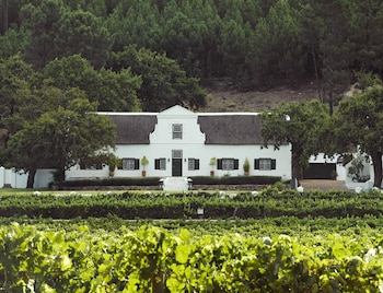 Picture of Rickety Bridge Country House in Franschhoek