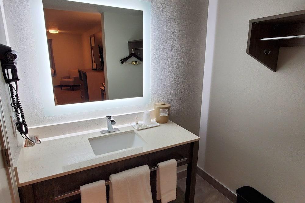 Superior-Zimmer, 1King-Bett (Smoke Free) - Badezimmer