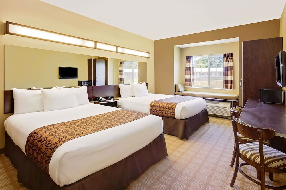 Room, 2 Queen Beds, Accessible, Non Smoking (Mobility) - Guest Room